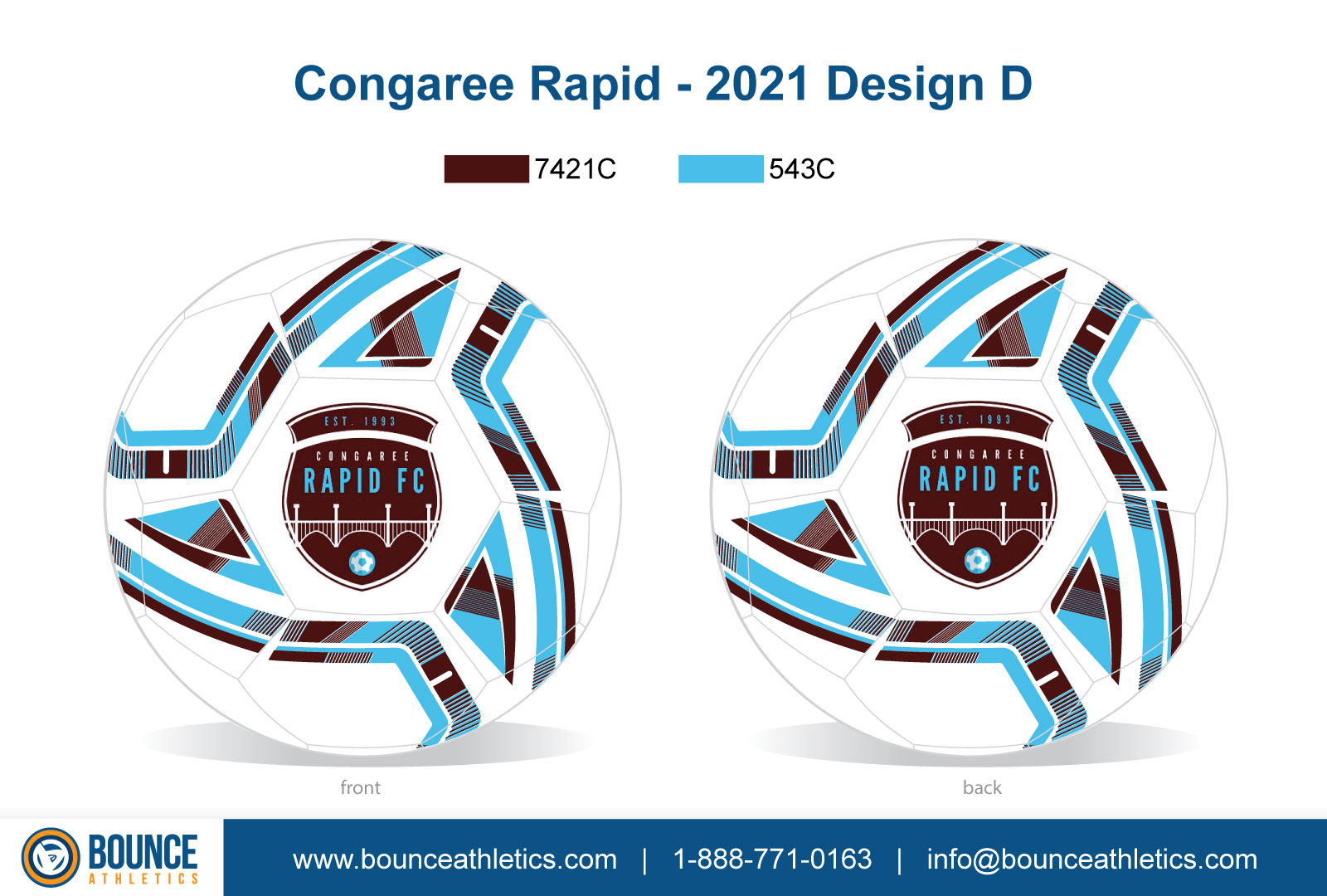 CRFC Official Ball 2021-2022